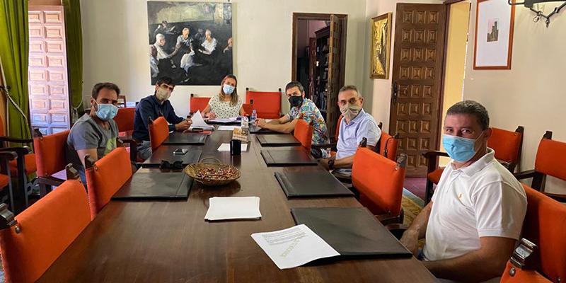 AES y Ayuntamiento de Sigüenza renuevan su convenio de colaboración