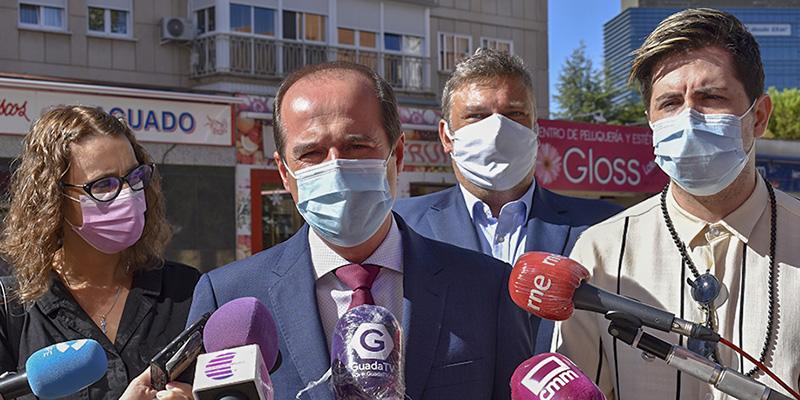 El Ayuntamiento de Guadalajara invierte 306.000 euros en tres líneas de ayuda de emergencia dirigidas a las personas más golpeadas por la pandemia