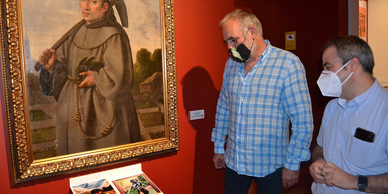 """El Museo provincial de Guadalajara acoge la muestra """"Artistas en Cuarentena"""" con imágenes de reproducciones de obras realizadas durante el confinamiento"""