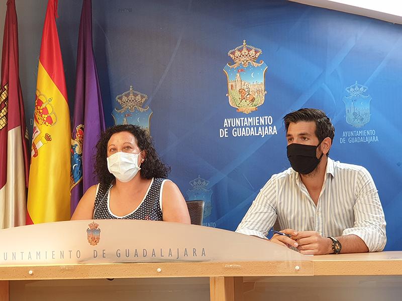 El PP denuncia que Rojo deja a Guadalajara como la única ciudad de Castilla-La Mancha sin ayudas a las familias para la conciliación