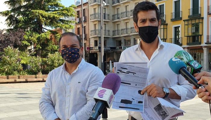 El PP desmiente al Lucía de Luz y asegura que trata de confundir con los pagos de la tasa de terrazas que a día de hoy no se han hecho efectivos