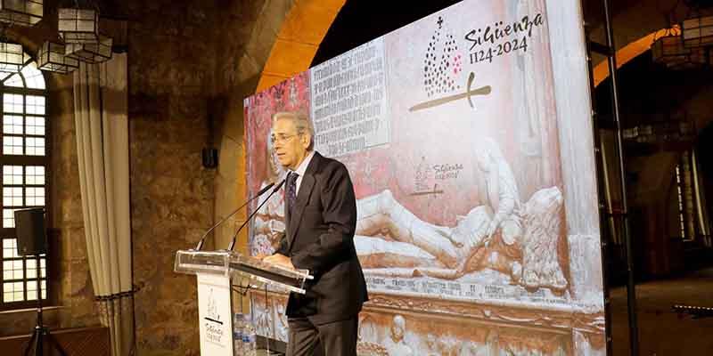 Fernández-Galiano anuncia la próxima reunión de Consejo Rector y Comité Científico de la candidatura a Patrimonio Mundial de Sigüenza