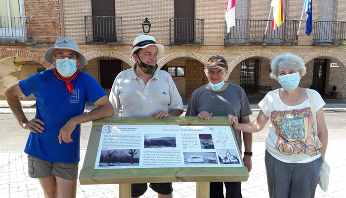 Hiendelaencina estrena oferta turística con la inauguración de varias rutas que recorren el pasado minero del municipio