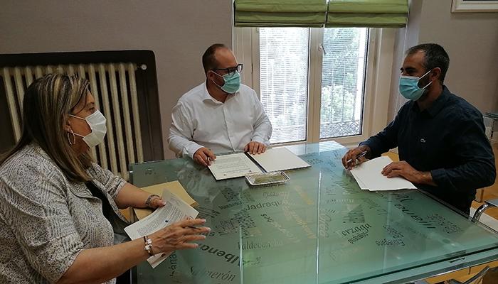 La Diputación de Guadalajara ayuda con 10.000 euros a continuar los trabajos arqueológicos en Castil de Griegos (Checa)