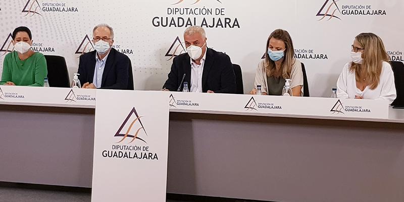 La Diputación de Guadalajara estimula con 700.000 euros las inversiones en negocios rurales e infraestructuras agrarias