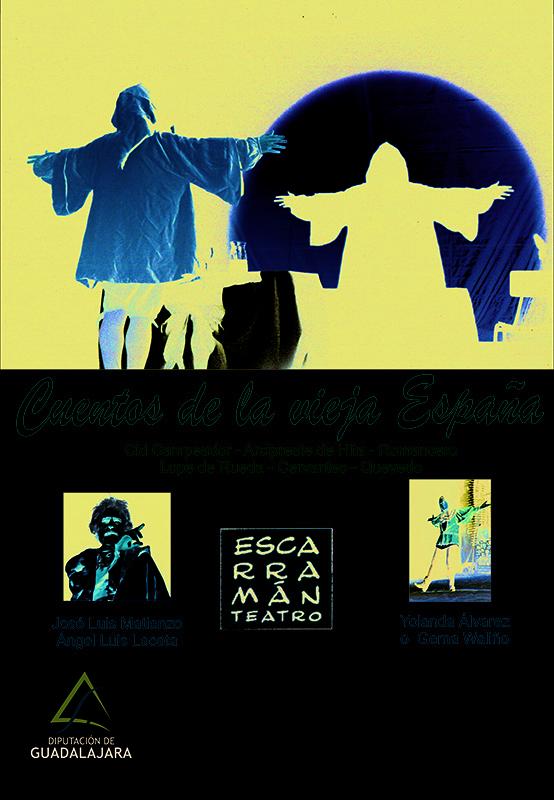 La Diputación de Guadalajara lleva cine, teatro clásico y teatro infantil a 88 pueblos