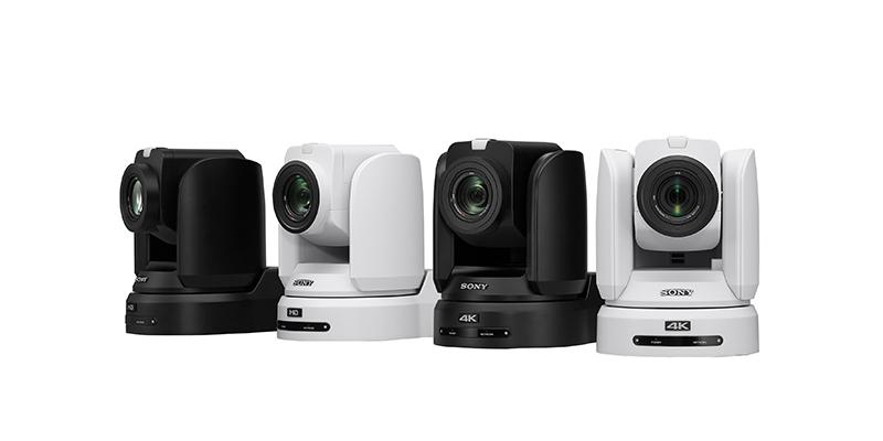 Sony actualiza su gama de cámaras remotas para añadir compatibilidad con el protocolo Free-D y ofrecer nuevas posibilidades creativas