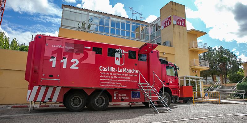 Castilla-La Mancha y Castilla y León firman un protocolo para coordinar a sus centros 1-1-2 en las emergencias que tengan lugar en zonas limítrofes entre ambas regiones