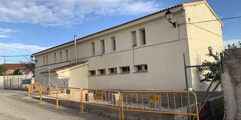 Comienza el curso escolar en Fuentenovilla con todas las medidas de seguridad