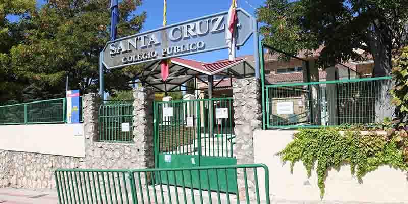 El Ayuntamiento de Albalate de Zorita culmina obras en el Colegio Público Santa Cruz