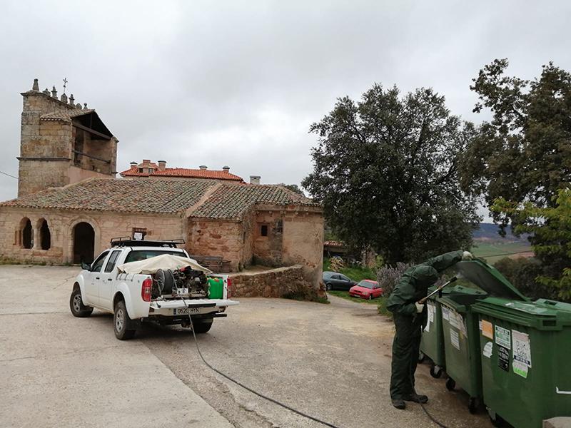 El Ayuntamiento de Sigüenza contratará a cuatro trabajadoresas para desinfección antiCOVID19