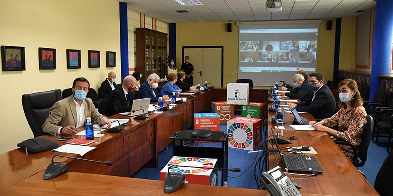 El Gobierno de Castilla-La Mancha da a conocer la Estrategia de la Agenda 2030 y sigue avanzando en la implantación de los 17 objetivos de desarrollo sostenible en la región