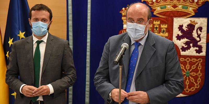 El Gobierno de Castilla-La Mancha presenta a la ministra Ribera su gran apuesta por el desafío demográfico y las energías renovables en la región