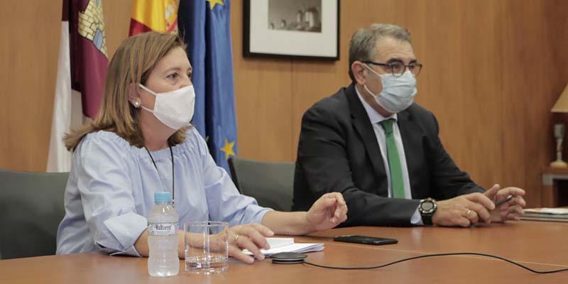 El Gobierno regional señala que la incidencia del COVID 19 en los centros educativos de Castilla-La Mancha se corresponde con la que se está dando en otras comunidades autónomas