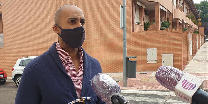 El PP en el Ayuntamiento de Guadalajara propone un plan de arreglo de aceras y pavimentación para actuar de inmediato en las zonas más urgentes