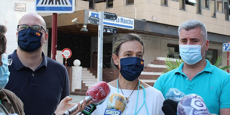 El PP pide a Page y a Sánchez la reposición inmediata del servicio de trenes del Alto Henares y la Comarca de Sigüenza