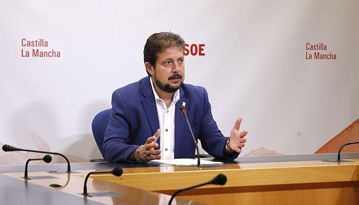 Francisco Pérez Torrecilla recuerda que lo realmente importante es el nivel de agua en Entrepeñas