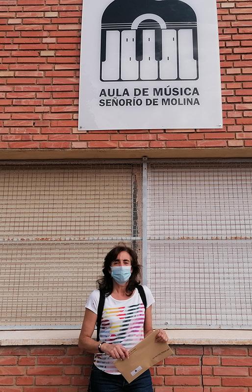 La Diputación ayuda con 4.000 euros a mantener la actividad del Aula de Música de Molina de Aragón