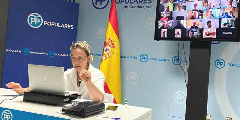 """Los alcaldes de Guadalajara del PP se posicionan en contra del """"expolio"""" de los ahorros a los ayuntamientos"""