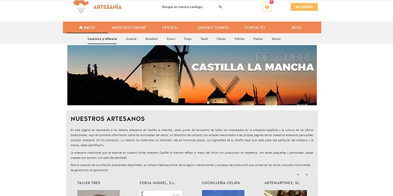 Los artesanos de Castilla-La Mancha palían la suspensión de Farcama con proyectos creativos para estar junto al consumidor
