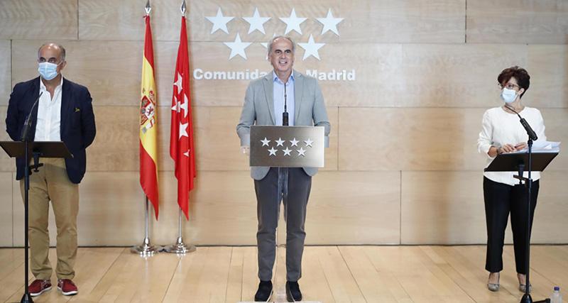 Madrid actualizará y reforzará las medidas contra el coronavirus para evitar su propagación
