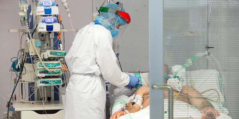 Miércoles 16 de septiembre Dos fallecidos por coronavirus en Guadalajara y otra muerte más en Cuenca en las últimas 24 horas