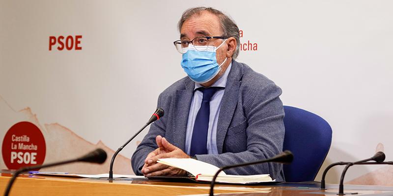 """Mora """"Ninguna comunidad gobernada por PP y Cs tiene una comisión sobre la gestión del COVID"""""""
