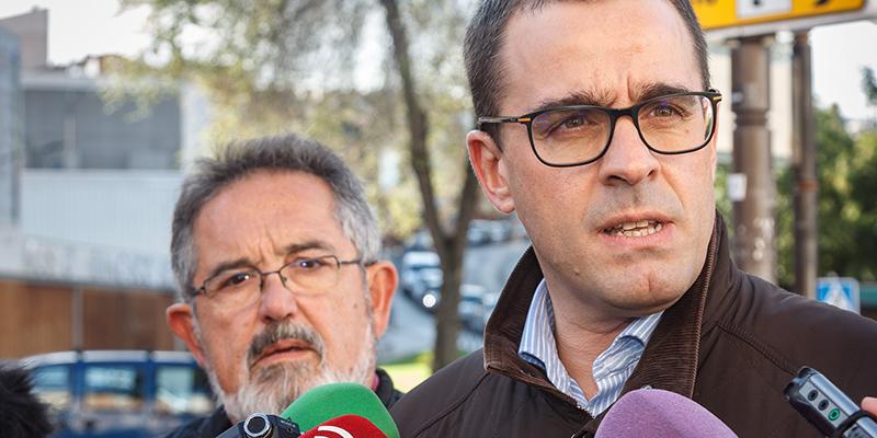 """Sanz Tejedor """"Produce sonrojo que el PP pida medidas en los colegios después de abandonarlos 12 años"""""""