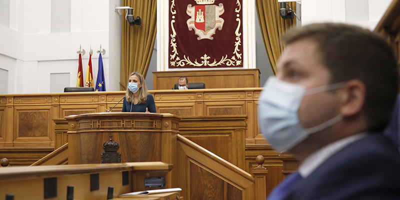 Unanimidad en las Cortes en la aprobación de una resolución en defensa del tren de Sigüenza