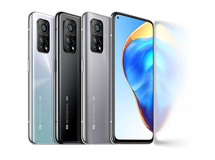 Xiaomi lanza la serie Mi 10T, tres smartphones con un alto rendimiento de entre los mejores de su gama