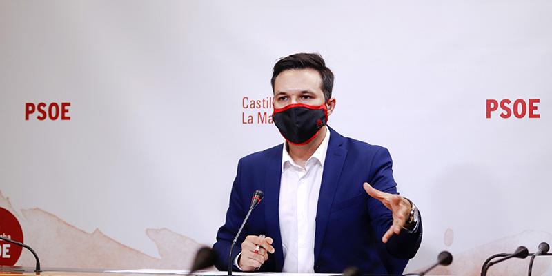 """Zamora """"Nos congratulamos de que, al final, la Comunidad de Madrid le ha hecho caso a García-Page"""""""