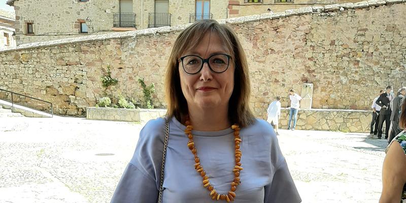 Amparo Donderis Guastavino, Premio Ciudad de Sigüenza por la Igualdad 2020