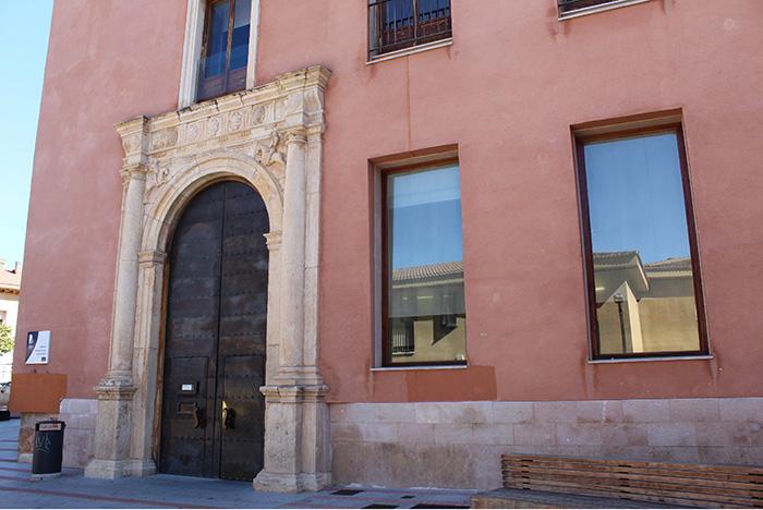 Biblioteca pública provincial de Guadalajara