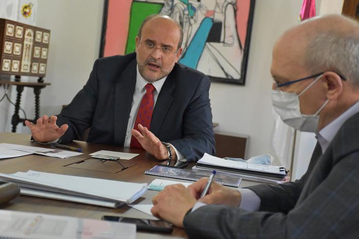 Castilla-La Mancha solicita la inclusión de parte de Guadalajara en el mapa de ayudas para zonas despobladas junto con Cuenca, Teruel y Soria