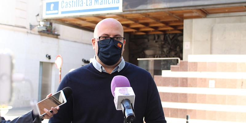 """Castillo asegura que Núñez """"es el futuro de Castilla-La Mancha"""""""