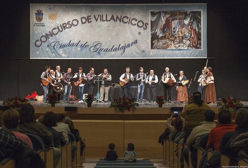 Concurso de Villancicos 'Ciudad de Guadalajara'