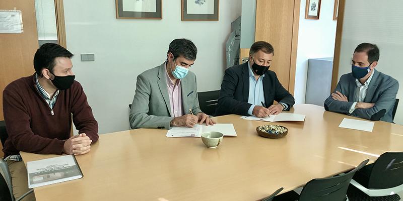 El Ayuntamiento de Cuenca y la Escuela Politécnica firman un acuerdo para la realización de un estudio de ciberseguridad de la web municipal
