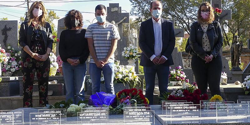 El Ayuntamiento de Guadalajara dignificará los espacios del cementerio con restos de víctimas del Franquismo e instalará placas con todos sus nombres