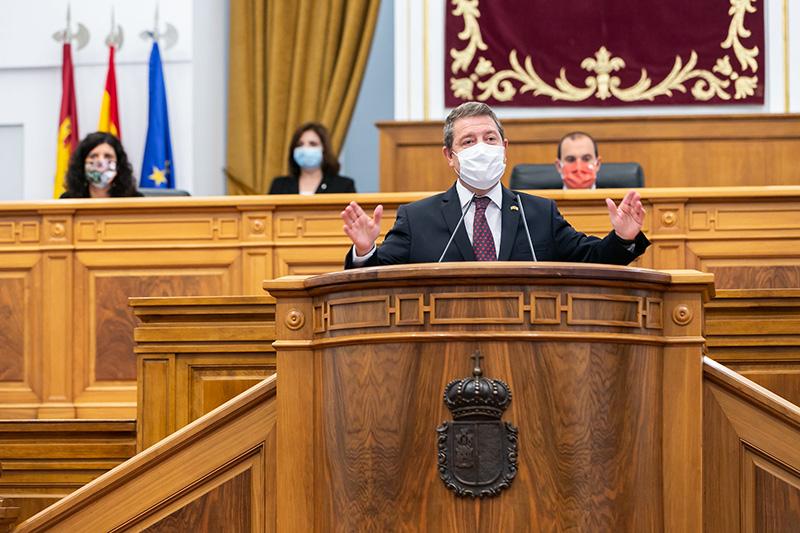 El Gobierno de Castilla-La Mancha presentará una iniciativa legislativa que obligue a la cohesión y a la convergencia fiscal en el ámbito autonómico