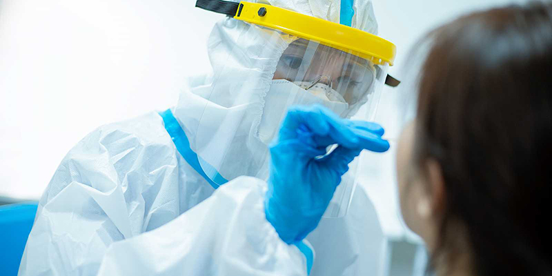 El Gobierno regional realizará test de coronavirus a todo el personal empleado público de Administración General