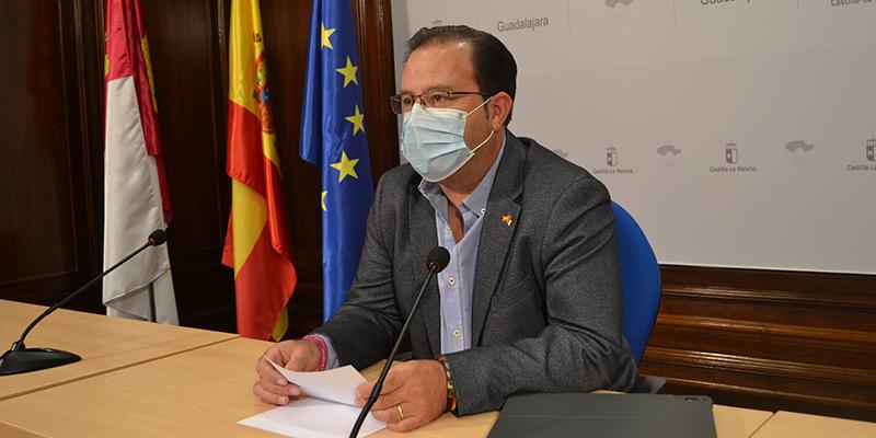 El Gobierno regional reivindica ante el Gobierno de España infraestructuras y servicios claves para la provincia de Guadalajara