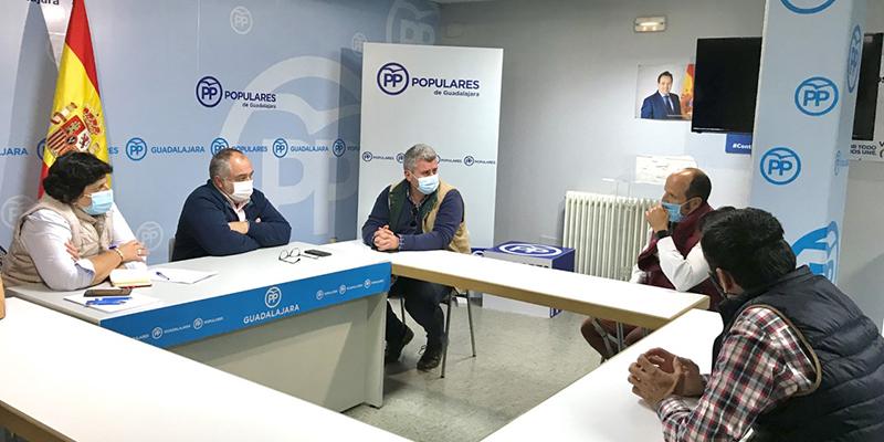 El Grupo Popular en la Diputación de Guadalajara promueve ayudas dirigidas a los ganaderos de reses bravas de la provincia