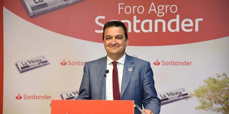 """El sector agroalimentario y el medio rural han recibido la mayor inyección económica de la región """"más de 1.000 millones de euros"""" de liquidez en un año"""