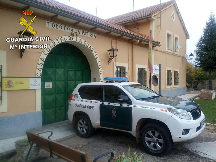 Guardia Civil Guadalajara