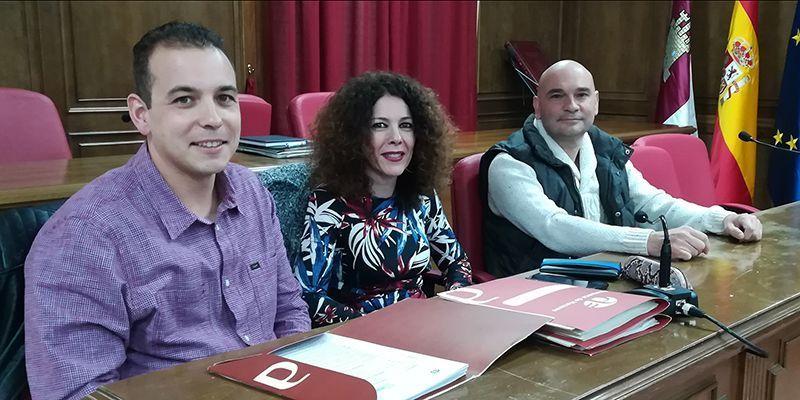 """IU Azuqueca califica con un """"0"""" la gestión el edil responsable del área Europa, Juan Pablo Román"""