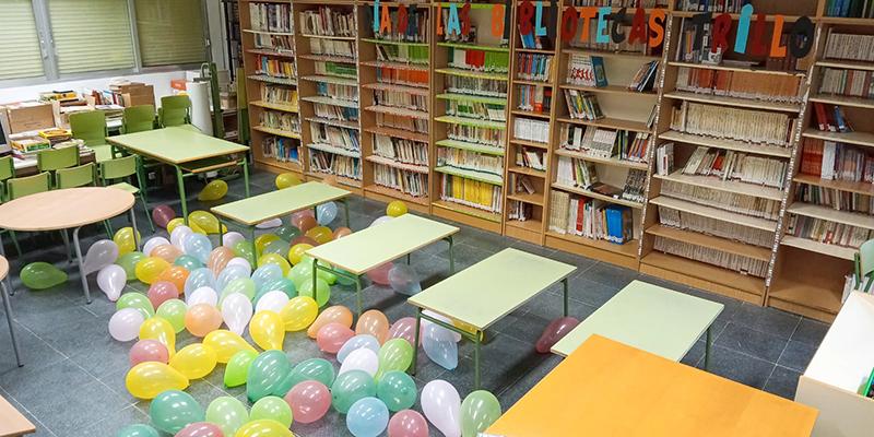 La Biblioteca Municipal de Trillo organiza un original sorteo solidario para celebrar su día mientras busca fomentar la lectura entre sus vecinos