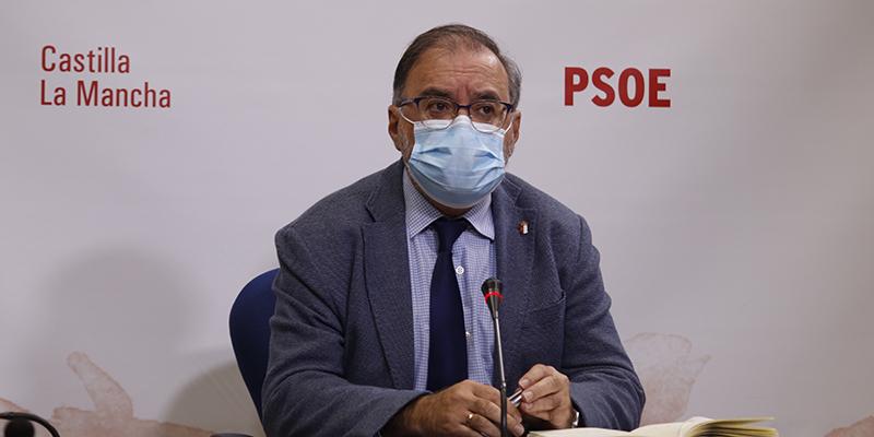 """Mora subraya que el Debate de la Región """"requiere actitudes constructivas"""" y pide al PP """"aportaciones serias"""""""