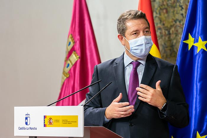 Page, convencido de que las comunidades autónomas cumplirán los preceptos sanitarios acordados por el Ministerio de Sanidad