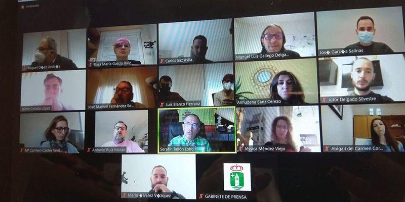 Unanimidad política en Cabanillas para extender las rebajas tributarias a familias y pymes ante la crisis del COVID-19