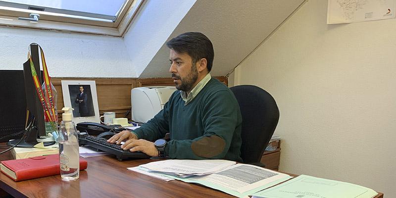 VOX pide el reconocimiento de Diputación a los gancheros del Alto Tajo